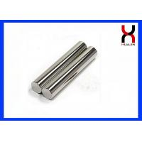 Strong Permanent Magnet Rod , Industrial Neodymium Permanent Magnet Stick for sale