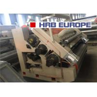 Wholesale HRB-1800 02 Ply Single Facer Line Corrugated Board Making Machine Normal Type from china suppliers