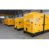 Emergency 160KVA 128kw Diesel Standby Generator With Yuchai Engine Low Noise for sale