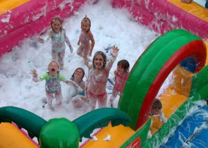Wholesale Inflatable Bubble Fun Commercial Inflatable Foam Pit For Sale from china suppliers