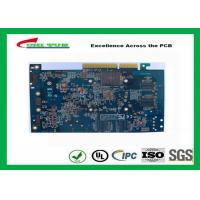 Wholesale Quick Turn PCB Multilayer Circuit Board Fr4 1.2mm Immersion Gold 10 Layer HDI PCB from china suppliers