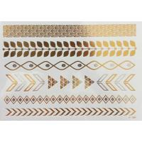 Wholesale Metallic Jewelry tattoos from china suppliers
