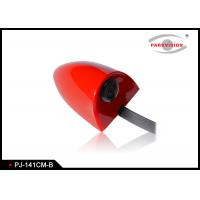 Wholesale DC 12V Universal Side Car Parking Side View Camera Wide Angle 3G1P Lens Red Color from china suppliers