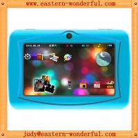 China 4.3 inch Super Mini Kids or Children style android tablet pc with dual cameras on sale