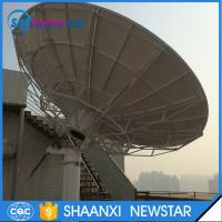 Buy cheap 4.5m manual/motorized vsat earth station antenna from wholesalers