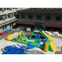 Wholesale Inflatable Floating Water Park , Water Obsatce Course For Kids And Adult from china suppliers
