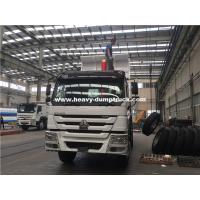 Buy cheap SINOTRUK HOWO Dump Truck 6x4 18 CBM With HF9 Front Axle and HC16 Rear Axle from wholesalers