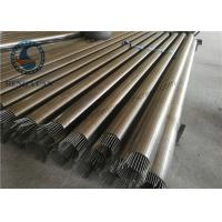China High Strength 6 Meter Johnson Vee Wire Screen 205 / 304 / 304L / 316L Grade for sale