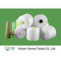Wholesale Z Twist High Tenacity Raw White Low Elongation 100 Polyester Yarn for Sewing Thread from china suppliers