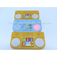 Wholesale 6 Button and  2 LED Module For Animal Sounds Book , Play A Sound Book from china suppliers