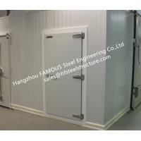 Polyurethane Core Side Hinged Coldroom Doors Double Swinging Insulation Doors Hinges for sale
