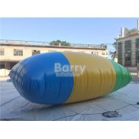 China High Safety Inflatable Lake Toys , Fun Pool Toys With Inflatable Water Blob on sale