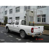 Quality Hydraulic Trailer Mounted Lift Double Mast Vertical Aerial Work Platform For Airports for sale