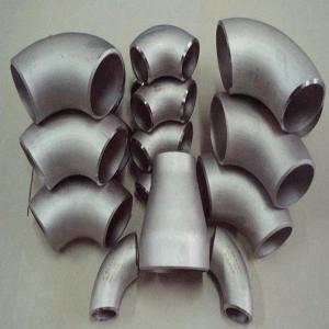 Wholesale factory supply Zirconium pipe fittings, Zirconium elbow, Zr702, Zr705 Zr pipe fitting from china suppliers