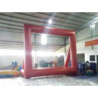 Wholesale Rent Inflatable Movie Screen / Outdoor Portable Inflatable Projector Screen from china suppliers