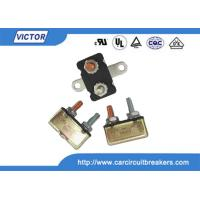 Wholesale High Voltage Bimetal Thermostat Switch ,  Automatic Circuit Breaker Manual from china suppliers