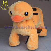 Quality Hansel new kiddies ride amusement park parts mall rides for sale