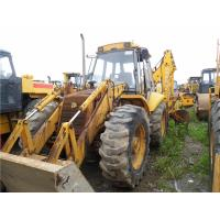 Wholesale JCB 4CX Used Backhoe Loader from china suppliers