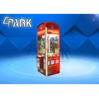 Wholesale Claw Crane Game Machine Plastic Cabinet Plush Toy coin operated Vending Machine Merchandiser from china suppliers