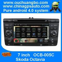 Wholesale Ouchuangbo 7 inch touch screen android 4.0 car audio dvd player Skoda Octavia gps s150 system OCB-005C from china suppliers