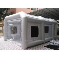 Wholesale Durable Used Portable Automotive Paint Booth 6 X 4 M CE / UL Certificated from china suppliers