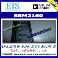 SSM2160 - AD (Analog Devices) - 6-Channel, Serial Input Master/Balance Volume Controls