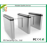 Wholesale Standing Up Safety Drop Arm Turnstile Security Gates Stadium Gym Access Control from china suppliers