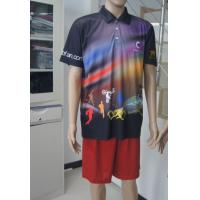 Wholesale Full dye sublimated Polo/T shirt from china suppliers