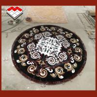Wholesale Luxury Palace Design Water Jet Medallion Marble Flooring Tiles Design from china suppliers