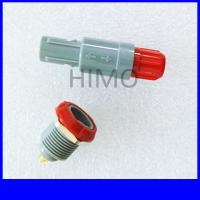 Buy cheap double key 10 pin lemo self-latching plastic connector from Wholesalers