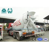 China Commecial Mobile Concrete Mixer Truck With Self Locked System 290 HP - 420 HP on sale