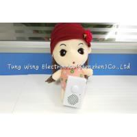 Wholesale Stuffed Animals , Plush Dolls Small Sound Module / Music Box sounds With One Button from china suppliers