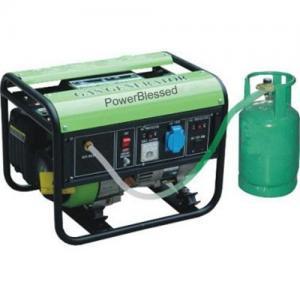 Gas/LPG generator