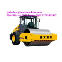 Wholesale XS122 Road Roller Operating Weight 12000kgs/12t, Fully Hydraulic Single Steel Wheel Vibratory Roller from china suppliers