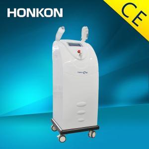 Wholesale E-light Bipolar Monopolar RF IPL Hair Removal Machine / Acne Treatment Machine 430 - 1200nm from china suppliers