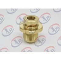 China CNC Precision Components With Internal / External Thread , Brass FastenersFor Air Pump on sale