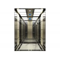 Wholesale OHSAS18001 mini machine room elevator model Microcomputer control technology from china suppliers