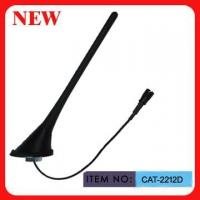 Wholesale Electronic Car Radio Antenna Black Mast Fit Golf Peugeot Mazda from china suppliers