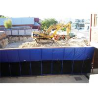 Wholesale Temporary Acoustic Barrier 40dB noise Reduction Waterproof and Fireproof from china suppliers