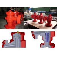 Wholesale API 6A Flange Connected Needle Type Adjustable Choke Valve from china suppliers