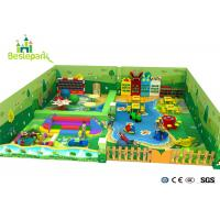 Wholesale Handmade Puzzle Park Kids Indoor Playground Customized Size / Toddler Play Center from china suppliers