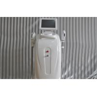 Wholesale Home SHR IPL two handles Painless Laser Hair Removal Machine Water Cooling from china suppliers