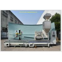 Wholesale DCS-25 25 kg semi automatic ( open mouth bag ) packing & palletizing line from china suppliers