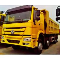 Buy cheap Sinotruck Dump Truck, 8X4 HOWO dump truck, 40-50 tons tipper truck, HOWO dumper from wholesalers