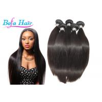 Buy cheap Luxury Straight Pure Malaysian Virgin Hair / Human Hair Weave For Black Women from wholesalers