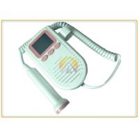 Wholesale Home Ultrasounic Pocket Fetal Doppler 2 Mhz PHR Probe 0.48KG Weight from china suppliers