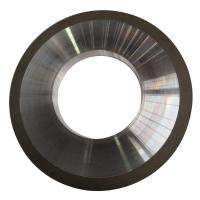 Flat Resin Bonded Diamond Grinding Wheels For Carbide High Class Abrasive Tools for sale