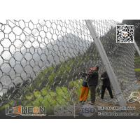 Wholesale Ring Mesh Rockfall Barrier System from china suppliers