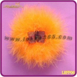 China Feather Powder Puff on sale