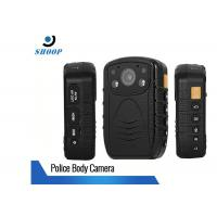 Buy cheap waterproof loop-recording motion detection police body worn cameras with night vision from wholesalers